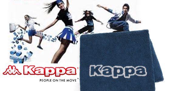 Ručník Kappa, velký, nejen pro muže