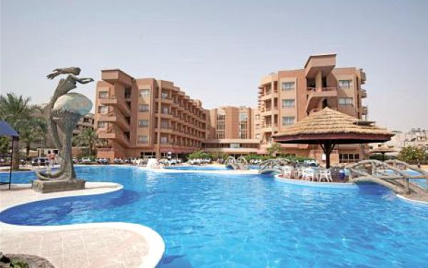 Egypt, oblast Hurghada, all Inclusive, ubytování v 4* hotelu na 12 dní