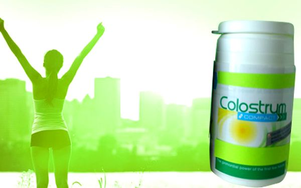 Colostrum – doplněk výživy za akční cenu