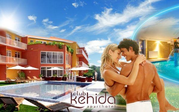 Exkluzivní wellnes & odpočinková dovolená v lázních kehida v maďarsku! Ubytování pro 2 osoby na 4 nebo 6 dní v hotelovém apartmánu včetně bohatých snídaní a denním užíváním hotelového wellness od luxusních 3590 kč!