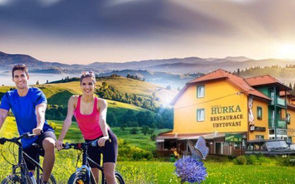 Užijte si víkend v podhůří Orlických hor! 3 DNY / 2 noci pro DVĚ osoby v Penzionu Hůrka včetně polopenze jen za 1590 Kč! Příhodná poloha pro pěší výlety nebo cykloturistiku!