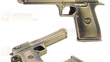 Flash disk ve tvaru pistole - 2, 4, 8, 16 nebo 32 GB a poštovné ZDARMA! - 12009526