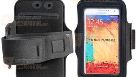 Pouzdro na ruku pro Samsung Galaxy Note - 3 barevná provedení a poštovné ZDARMA! - 12009568