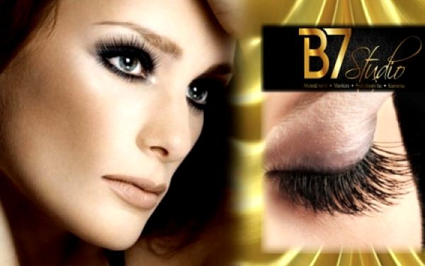 PRODLOUŽENÍ ŘAS americkou značkou JB Cosmetics nejoblíbenější metodou ŘASA NA ŘASU! V ceně základní aplikace navíc kartáček na rozčesávání řas! Získejte uhrančivý pohled ze studia B7 na Praze 4 u stanice metra Budějovická.!