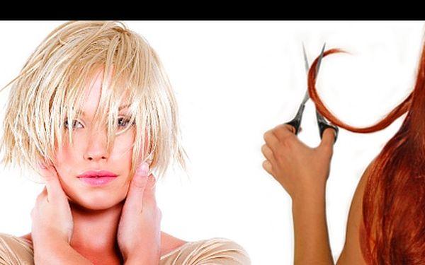 Exkluzivní péče o vaše vlasy vkadeřnictví blamar, se slevou 64 %: mytí, kreativní střih, vyživující maska, foukaná a závěrečný styling pro vaše nádherné a zdravé vlasy.