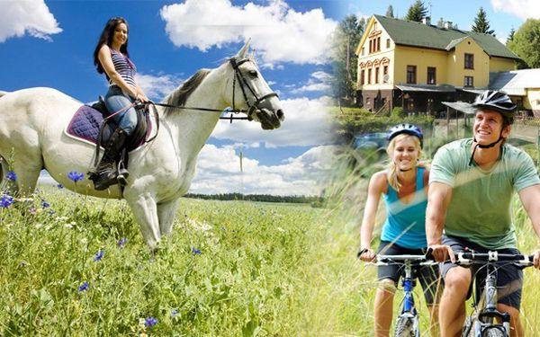 Wellness pobyt v Jizerských horách s 49% slevou!