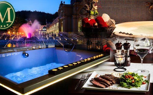 Wellness pobyt v luxusním Golf Hotelu Morris****
