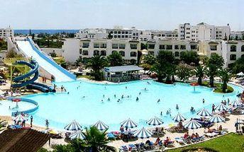 Tunisko, oblast Port El Kantaoui, all Inclusive, ubytování v 4* hotelu na 15 dní