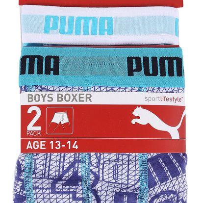 Chlapecké boxerky Puma dva kusy