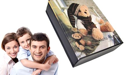 Fotoalbum s medvídkem