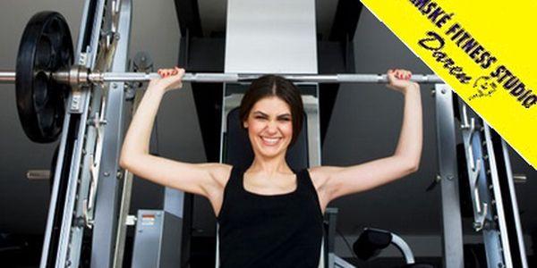 Jen 319 Kč za 11 vstupů + 11 iontových nápojů v dámském fitness studiu Daren v Plzni. 1 návštěva včetně iontového nápoje = 29 Kč! Dámy, tato nabídka se neodmítá! Udělejte něco pro svou postavu, svědomí i sebevědomí se slevou 67%!