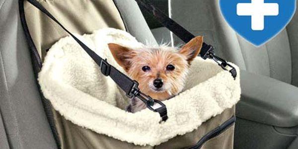 Autosedačka pre psov