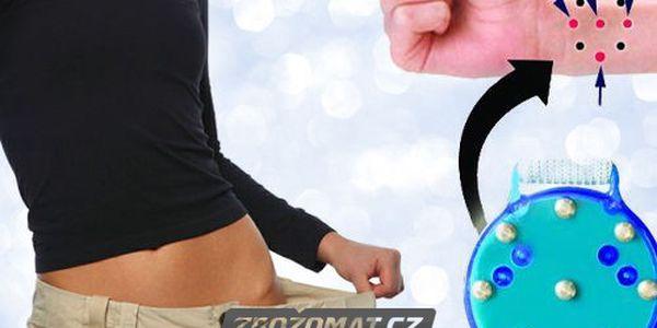 Hubnoucí náramek Slim Pro - zbavte se nadbytečných kilogramů pomocí akupresury!