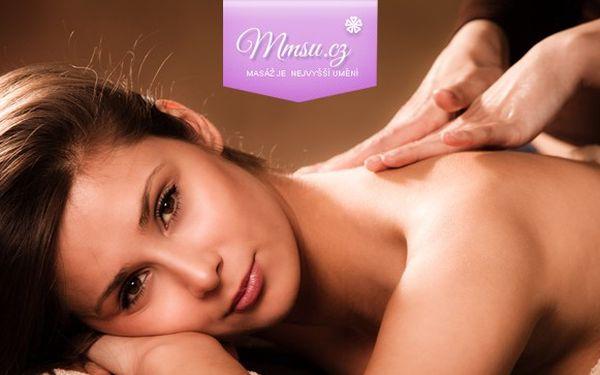 Tantra masáž ve tmě s 50% slevou!