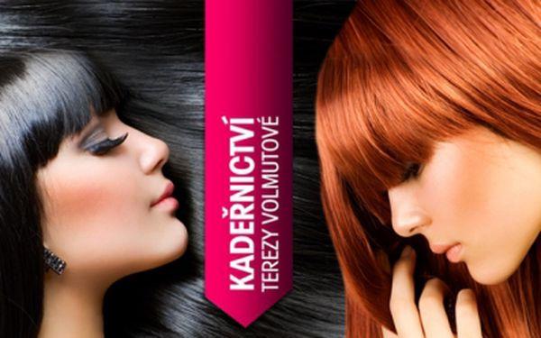 KADEŘNICKÉ BALÍČKY pro všechny délky vlasů od 129 Kč! Oživte Vaši image novým STŘIHEM! Dále Vás čeká mytí, poradenství, foukaná i styling! Navíc melír i barvení se slevou!