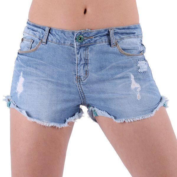 Dámské jeansové šortky Sublevel - na léto jako stvořené