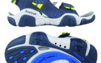 Reebok CLEAR SPLASH II BLUE/YELLOW EUR 39 (6.5 UK junior)