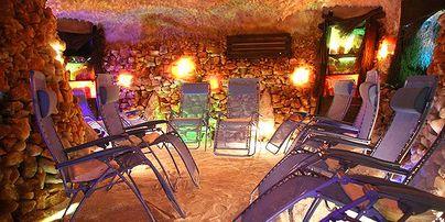 Solná jeskyně Praha 9