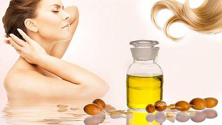 Arganový olej v 100% BIO KVALITĚ s poštovným zdarma