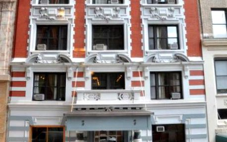 USA, oblast New York, bez stravy, ubytování v 2* hotelu na 6 dní