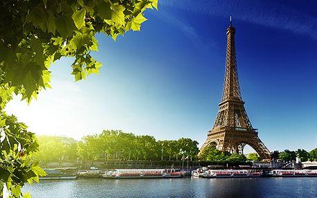 Víkend v Paříži - zájezd do rozkvetlé Paříže v jarních i letních termínech
