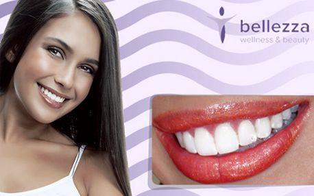 Bělení zubů nebo dentální šperk od 239 Kč!
