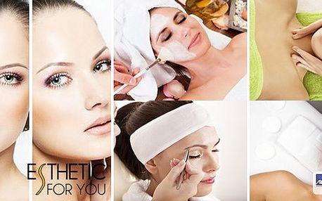 Dopřejte si úžasný relax a regeneraci pleti včetně celkové masáže obličeje, krku a dekoltu. Celková doba ošetření 60 minut.