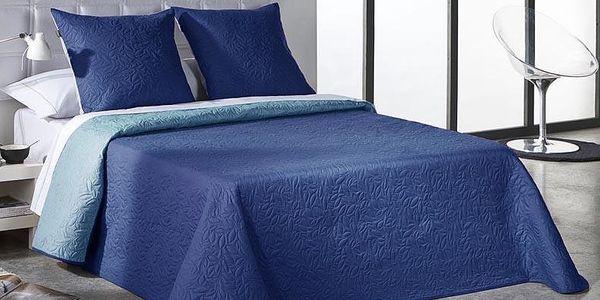 Přehoz FunDeco Dakota Azul 250x260cm