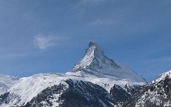 Last Minute zájezd na jednu z nejkrásnějších hor Evropy Matterhorn 9.-11.5.2014