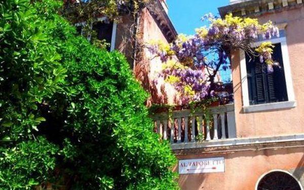 Itálie, oblast Benátky, snídaně, ubytování v 2* hotelu na 3 dny