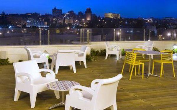 Izrael, snídaně, ubytování v 4* hotelu na 4 dny