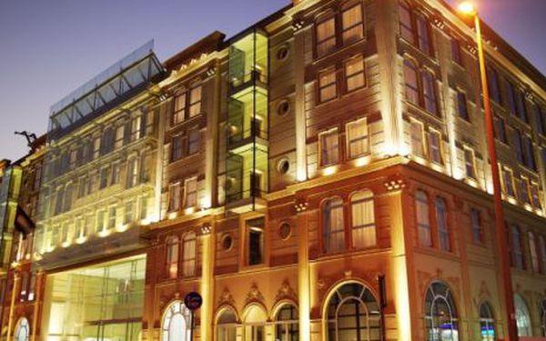Spojené arabské emiráty, oblast Dubai, snídaně, ubytování v 4* hotelu na 8 dní