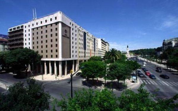 Portugalsko, oblast Lisabon, snídaně, ubytování v 4* hotelu na 4 dny