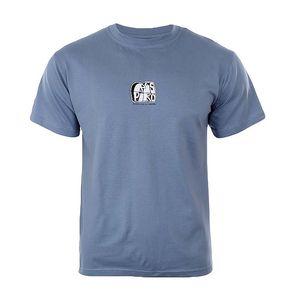 Pánské modré tričko Respiro