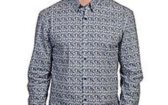 Vzorovaná pánská košile Selected
