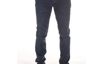 Pánské užší tmavé džíny SixValves
