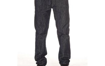 Pánské tmavé džíny SixValves