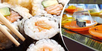 Yuan Dong - sushi restaurace