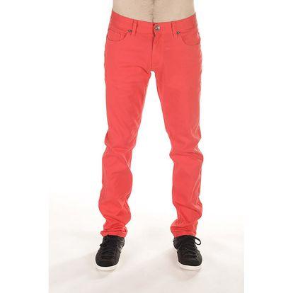 Pánské červené kalhoty SixValves