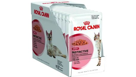 Royal Canin Instinctive 12x85g