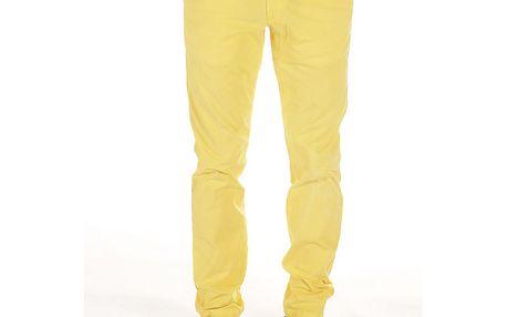 Pánské žluté kalhoty SixValves
