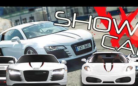 ZÁVODNÍ DEN se SUPERSPORTY dle vl. výběru na okruhu Sosnová + EXHIBIČNÍ JÍZDA DRIFTEM s revolučním systémem EASYDRIFT na autodromu Sosnová jen za 2 490 Kč! Zažijte jízdu za hranicemi vaší fantazie. Originální dárek pro milovníky luxusních aut!