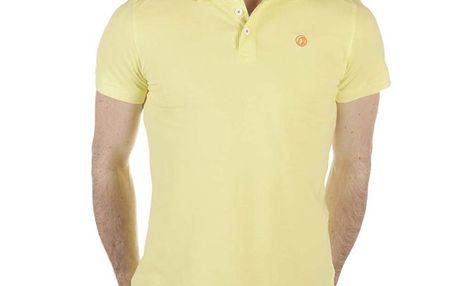 Pánské žluté polo tričko SixValves