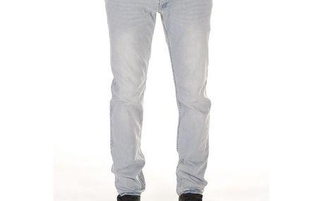 Pánské zúžené světlé džíny SixValves