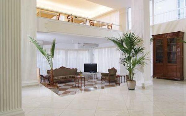Řecko, oblast Athény, snídaně, ubytování v 3* hotelu na 4 dny