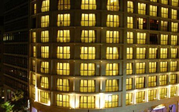 Řecko, oblast Athény, snídaně, ubytování v 4* hotelu na 4 dny