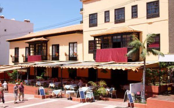 Kanárské ostrovy, oblast Tenerife, plná penze, ubytování v 3* hotelu na 8 dní
