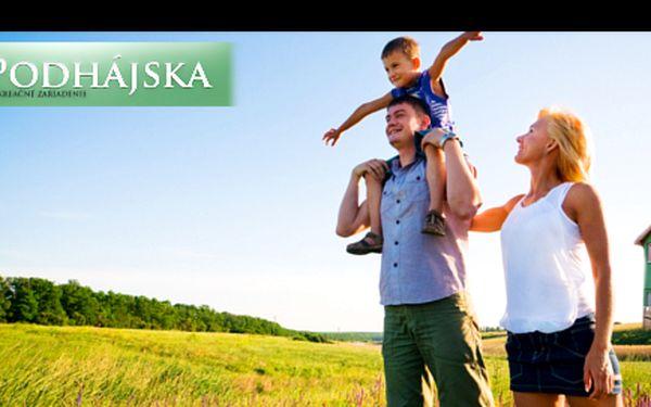 Proslulé TERMÁLNÍ PRAMENY slovenského PODHÁJSKA s ubytováním v penzionu ALFA pro celou rodinu, se slevou 21 %: 3 nebo 7 nocí kdykoliv během tohoto léta.