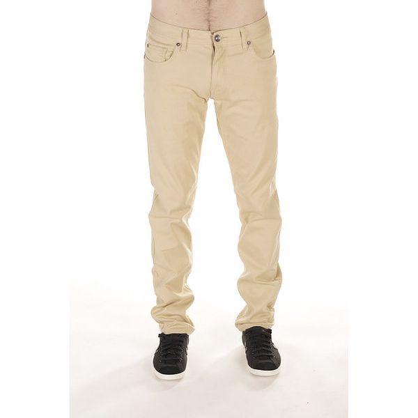 Pánské béžové kalhoty SixValves