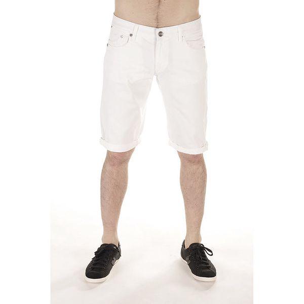 Pánské bílé šortky SixValves